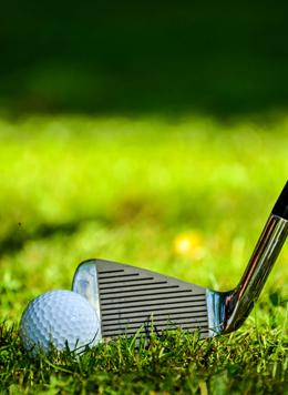 8 bonnes raisons de jouer au golf