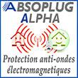 Absoplug France, spécialiste en bien-être de l'habitat, propose Absoplug Alpha et Abso Magnet produits 100% efficaces pour éliminer les ondes électromagnétiques.