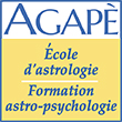 Agapé France - Ecole d'astrologie à Paris  - Formation en astrologie - psychologie