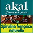 Akal Food Spiruline française naturelle