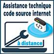 Assistance technique web code source internet à distance - Résolution de problèmes internet et optimisation en référencement naturel spécialisé SEO