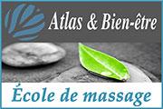 Cours de massage classique , anatomie , réflexologie , nutrition , sportif  Atral Bien-être