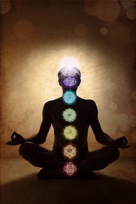 Au cœur de l'intime avec les chakras