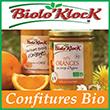 Confitures Bio Biolo'Klock
