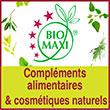 Biomaxi.ch - Compléments alimentaires naturels et bio - Cosmétiques bio