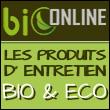 Bio on line Produits entretien éco bio