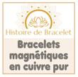 Bracelets magnétiques cuivre/acier pour femme et homme - Produits de magnétothérapie (bijoux)  - Aimants thérapeutiques - Histoire-de-bracelet.com, spécialiste référent en bijoux de magnétothérapie, bracelet magnétique cuivre et acier pour femmes/hommes, ainsi qu'en aimants thérapeutiques, propose une large gamme de bracelets magnétiques en acier et en cuivre aux diverses vertus reconnues au Japon et en Asie de l'Est : douleurs articulaires, douleurs musculaires, anti-inflammatoire, équilibrage énergétique, perte de poids.