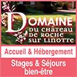 Domaine du chateau de Roche sur Linotte Stages et séjours bien-être