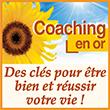 Coaching en or Réussisez votre vie