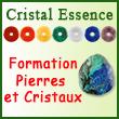 Cristal essence Pierres et cristaux Stages lithothérapie