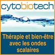 Cytobiotech Thérapie et bien-être avec les ondes scalaires