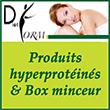 Produits protéinés et hyperprotéinés - Régime minceur - DIET'FORM