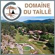Séjour nature zen et Yoga retraite Zen au Domaine du Taillé en Ardèche (07) - Le Domaine du Taillé est un centre d'accueil et de villégiature zen situé au coeur d'un parc privé de 100 hectares en Ardèche méridionale. L'ensemble témoigne d'une parfaite intégration avec la nature environnante. Ce lieu préservé, propice au repos et au ressourcement est le lieu idéal pour l'organisation des stages d'arts martiaux, yoga et activités artistiques diverses - Le domaine est également destiné aux entreprises qui souhaitent organiser des séminaires et ouvert à tous pour de courts séjours ou des vacances en hébergement individuel. Détente, simplicité et authenticité résument l'atmosphère de ce lieu. - Les bâtisses de ce site privilégié sont exclusivement construites et rénovées en matériaux naturels : pierre, bois, cuivre, chanvre. Le domaine est doté de l'écolabel européen et l'hébergement est proposé sur mesure dans nos différents lieu d'accueil: le Domaine, la Villa Christina, le Mas de la Nojarette, la Villa Alto, la Yourte, les Chalets. L'architecture alliant tradition et modernité s'est attachée épouser les dénivelés naturels du site. Le bassin naturel de baignade traité écologiquement mis à votre disposition, les deux dojos situés en extérieur et entourés de verdure, les sentiers de randonnée accessibles depuis le domaine, la cuisine d'Annie faite de produits biologiques de saison, participent aussi à créer l'ambiance zen idéale parfaitement accordée avec la philosophie des lieux.