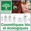 Cosmétiques biologiques, écologiques, végans à base d actifs végétaux naturels de grande qualité | Druidebio.fr