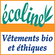 Vêtements bio éthiques - ecoline - sacs écologiques équitables en coton bio, chanvre, laine, soie | Ecoline