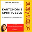 Editions Ariane Livre : L'autonomie spirituelle