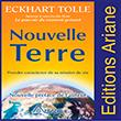 Livre Nouvelle Terre d'Eckhart Tolle – Format de poche Éditions Ariane