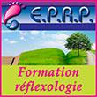 Formation en réflexologie plantaire et podo-réflexologie à Paris - Devenir réflexologue certifié EPRP - Aline Lecomte et Serge Baldy - Ecole de Podo-Réflexologie de Paris | Reflexo-paris.fr