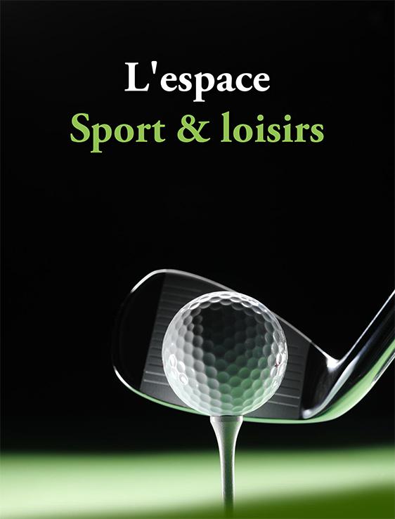 L'espace Sport & Loisirs