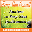 Feng sui conseil Analyse en Feng-Shui traditionnel