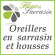 Fleur de Sarrasin Oreillers en sarrasin et housses