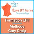 L'Ecole EFT France vous assure une formation EFT conforme aux fondamentaux de Gary Craig. Geneviève Gagos partage avec vous ses 15 ans d'expérience de pratique de l'EFT.