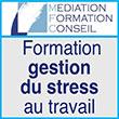 Formation Gestion du Stress au Travail qui permet à chacun de comprendre et d'agir sur ses propres facteurs de stress au travail et devenir un stressé heureux !