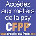 Formation aux métiers de la Psy - Psychanalyse Psychothérapie CFPP Centre de Formation de Psychanalyse et de Psychothérapie Formation-psy-france.com
