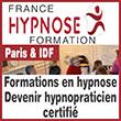 Formation hypnose sur Paris -Devenir  hypnopraticien certifié | France-hypnose-formation.com - France Hypnose Formation, centre de formation spécialisé en hypnose thérapeutique et auto-hypnose, propose sur Paris et IDF, une formation certifiante en hypnose