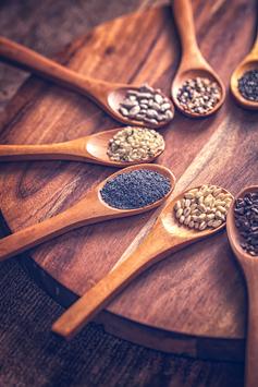 Graines germées médicinales ? Des nutriments vitaux !