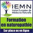 Iemn Formation naturopathie sur place cours en ligne