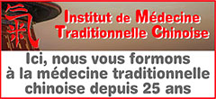 Imtc Formation médecine traditionnelle chinoise