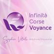 Voyance par téléphone par Sophie Vitali et son équipe de voyants, médiums, astrologues et coach professionnels | Infinita-corse-voyance.com