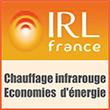 Irl France Chauffage infrarouge Economies d'énergie