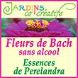 Fleurs de Bach sans alcool Essences de Perelandra
