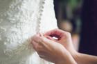 Je fais moi-même ma robe de mariée !