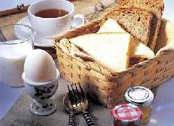 Je soigne mon petit déjeuner !