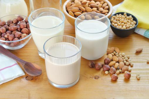 Le lait végétal, une solution santé