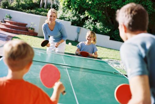 Le ping pong pour tre en forme - Le tennis de table est il un sport ...