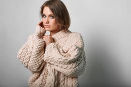 Le tricot en laine naturelle pour s'habiller chaudement sans polluer !