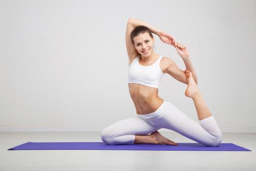 Le yoga, c'est bon pour la santé...