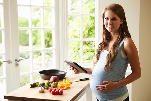 Les besoins alimentaires de la femme enceinte