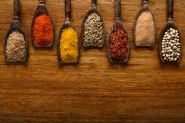 Les vertus médicinales des épices