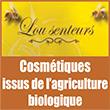 Lou Senteurs Cosmétiques Bio issus de l'agriculture biologique