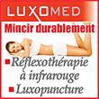 Luxomed Reflexothérapie à infrarouge - Luxopuncture