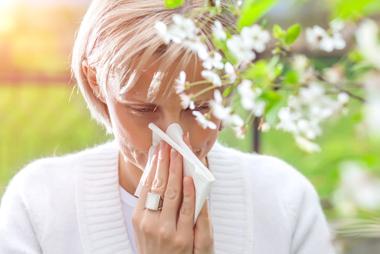Mes allergies saisonnières s'aggravent