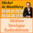 Michel de Montlhery Médium Tarologue Paris
