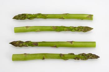 Cuisiner les l gumes anciens millefeuille d asperges vertes et topinambours sauce la - Cuisiner les asperges vertes ...