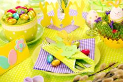 Mon fabuleux dîner de Pâques
