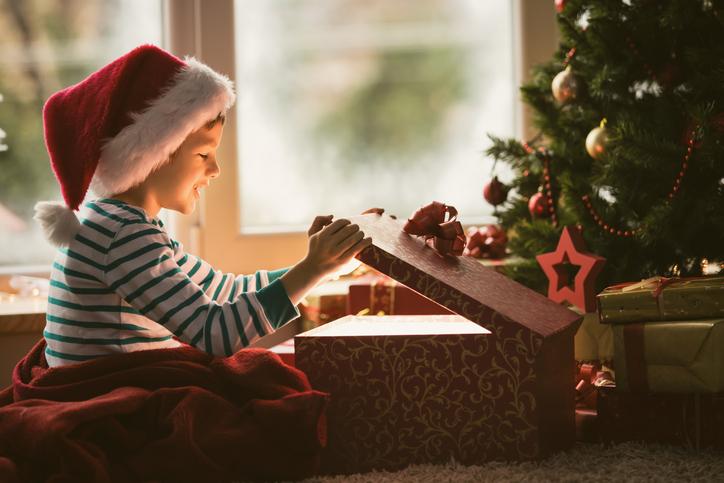 « Mon petit-fils ne croit plus au Père Noël »
